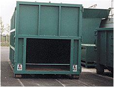 Caisson de compaction : TAMROCHbennes, caissons et conteneurs