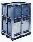 Conteneur pour le stockage des tubes fluorescents : TAMROCH bennes et conteneurs